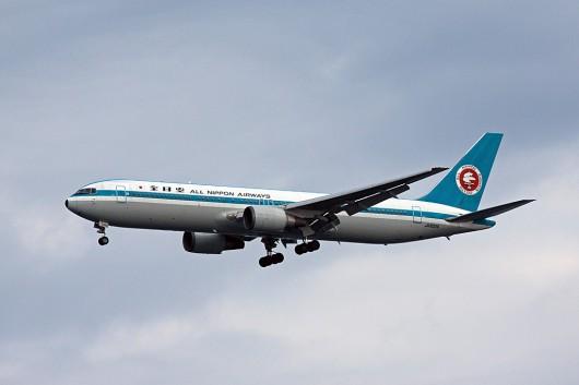 NH/ANA/全日空 B767-300 MOHIKNA-Jet