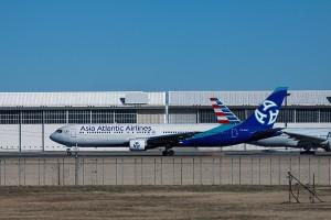 HB/AAQ/アジア・アトランティック航空 B767-300ER HS-AAB
