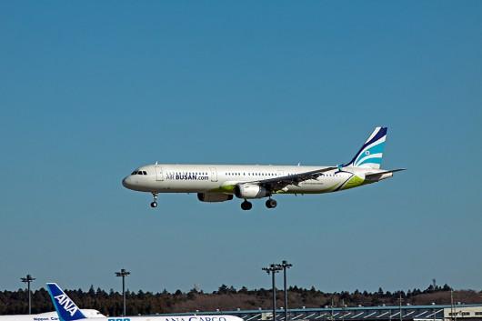 BX/ABL/エアプサン A321  HL7761
