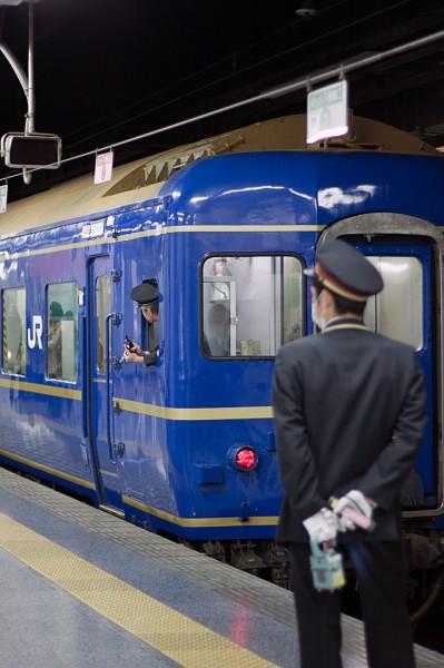 2021列車発車