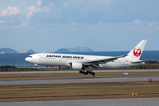 JL/JAL/日本航空 B777-200 JA008D