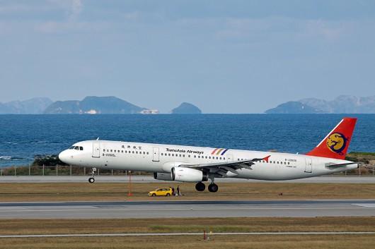 GE/TNA/トランスアジア航空 A321 B-22605