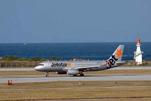 GK/JJP/ジェットスタージャパン A320 JA11JJ
