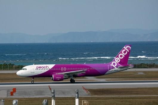 MM/APJ/ピーチアビエーション A320 JA807P