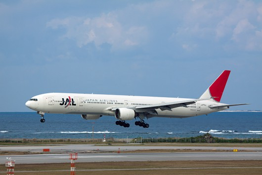 JL/JAL/日本航空 B777-300 JA751J