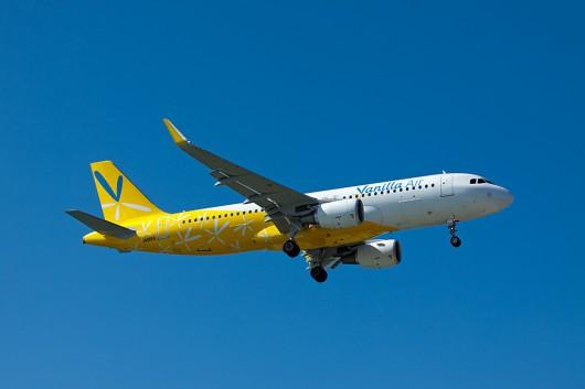 JW/VNL/バニラエア A320 JA01VA