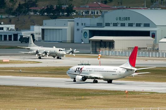 NU/JTA/日本トランスオーシャン航空 B737-400 JA8526