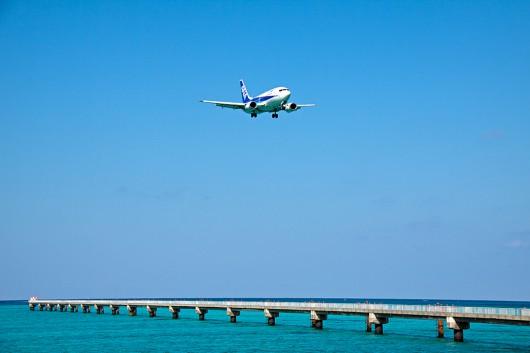 下地島空港といえばRWY17エンドです。