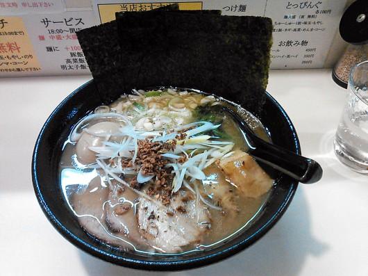 「司ラーメン」850円