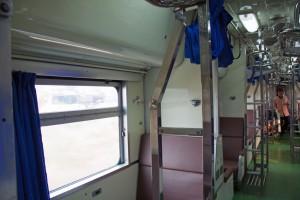 タイ国鉄車2等寝台
