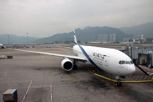LY/ELY/エルアル航空 B777-200ER