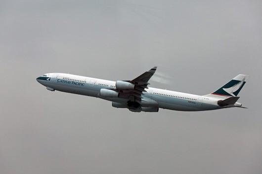CX/CPA/キャセイ・パシフィック航空 A340-300 B-HXC