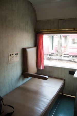 1等寝台(A個室)