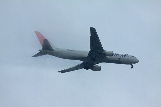 JL/JAL/日本航空 B767-300 JA8980