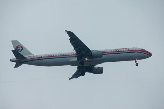 MU/CES/中国東方航空 A321 B-2289