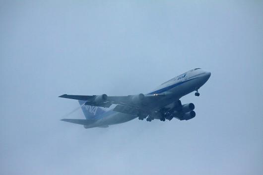NH/ANA/全日空 B747-400D JA8961