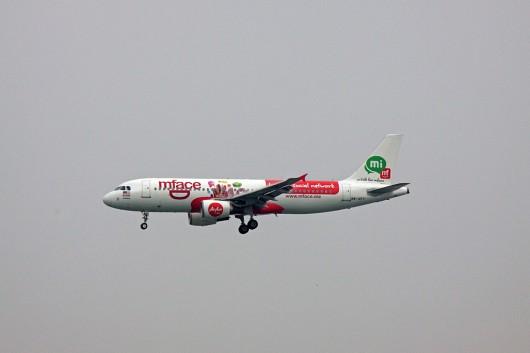 AK/AXM/エアーアジア A320 9M-AFT mffaceカラー