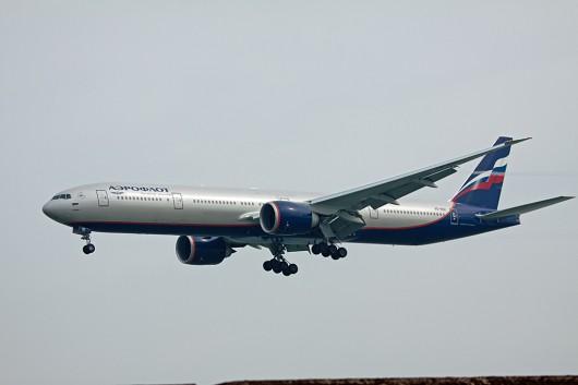 SU/AFL/アエロフロート・ロシア航空 B777-300ER VQ-BQC