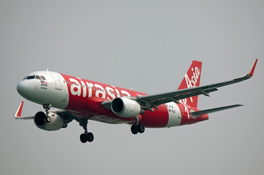 AK/AXM/エアーアジア A320 9M-AQZ