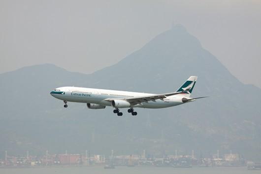 CX/CPA/キャセイパシフィック航空 A330-300 B-HLT
