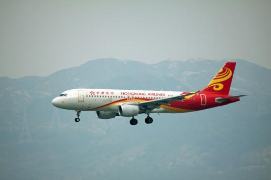 HK/CRK/香港航空 A320  B-LPI
