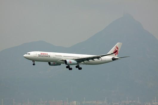 KA/HDA/香港ドラゴン航空 A330-300 B-HYB