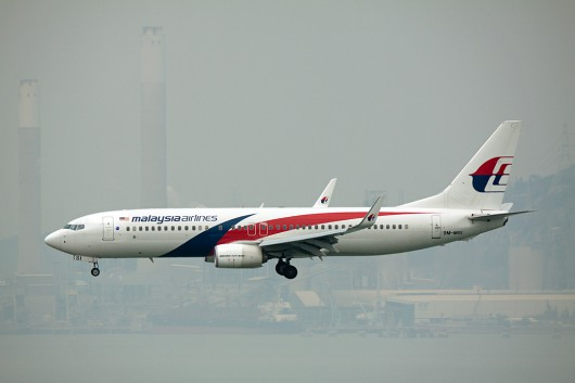 MH/MAS/マレーシア航空 B737-800 9M-MSI