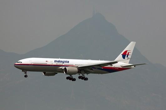 MH/MAS/マレーシア航空 B777-200 9M-MRQ