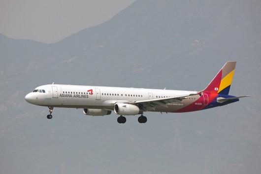 OZ/AAR/アシアナ航空 A321 HL8266