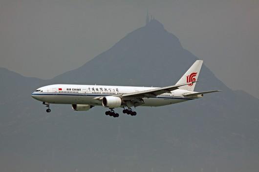 CA/CAA/中国国際航空 B777-200 B-2067