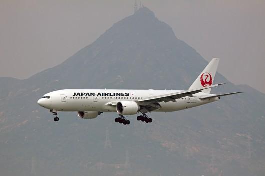 JL/JAL/日本航空 B777-200ER JA704J