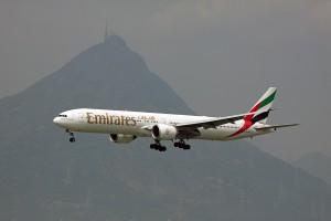 EK/UAE/エミレーツ航空 B777-300WE A6-EBQ