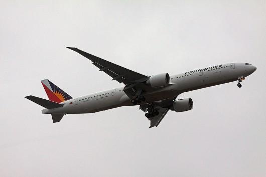 PR/PAL/フィリピン航空 B777-300ER RP-C7772