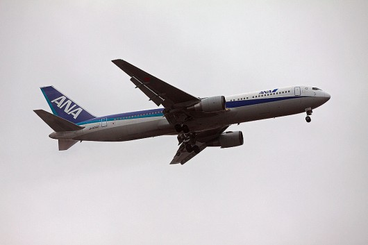NH/ANA/全日空 B767-300 JA8360