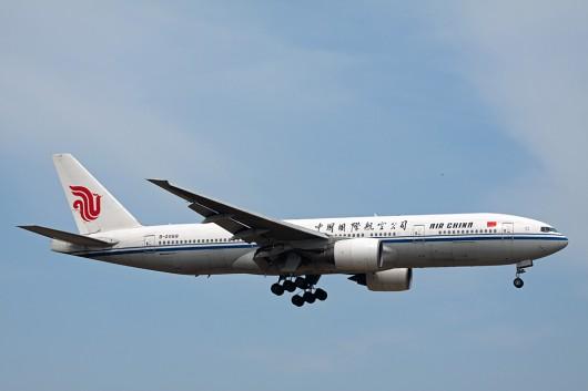 CA/CAA/中国国際航空 B777-200 B-2068