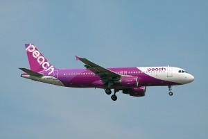 MM/APJピーチアビエーション A320 JA804P