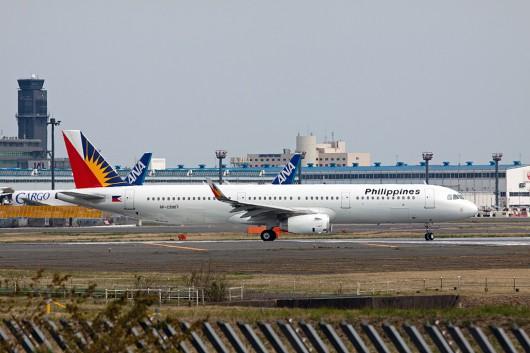 PR/PAL/フィリピン航空 A321  PR-9907
