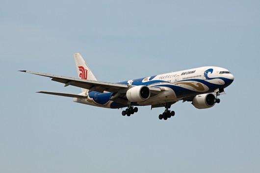 CA/CAA/中国国際航空 B777-200