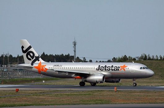GK/JJP/ジェットスター・ジャパン A320 JA06JJ