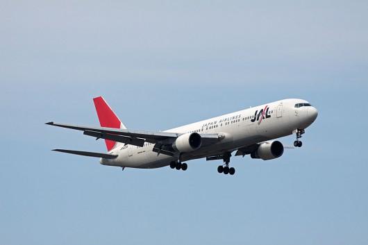 JL/JAL/日本航空 B767-300 JA8299