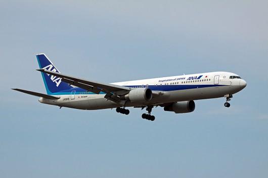 NQ/AJX/エアージャパン B767-300ER JA604A