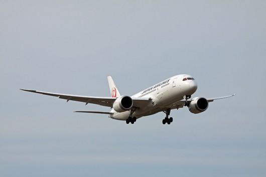 JL/JAL/日本航空 B787-8 JA821J
