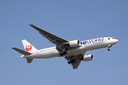 JL/JAL/日本航空 B777-200 JA771J OneWorld