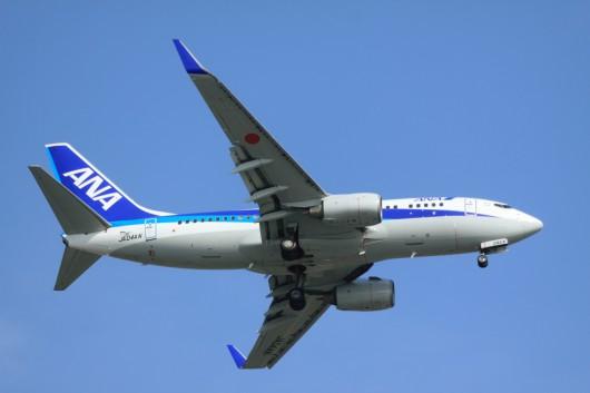 NH/ANA/全日空 B737-700 JA04AN