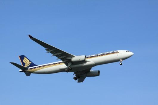 SQ/SIA/シンガポール航空 A330-300 9V-SSB