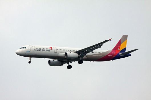 OZ/AAR/アシアナ航空 A321 HL8255