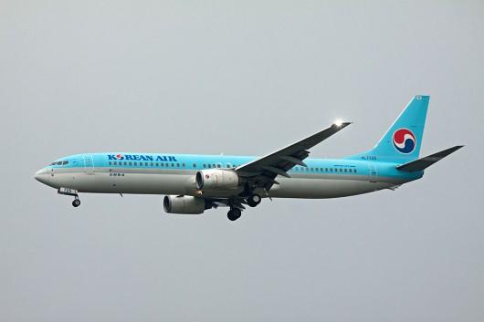 KE/KAL/大韓航空 B737-900 HL7725