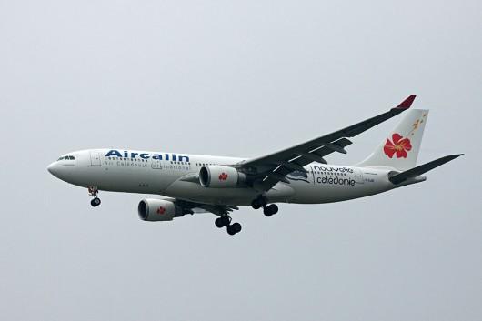 SB/ACI/エアーカラン A330-200 F-OJSE