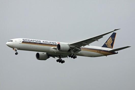 SQ/SIA/シンガポール航空 B777-300ER 9V-SWR