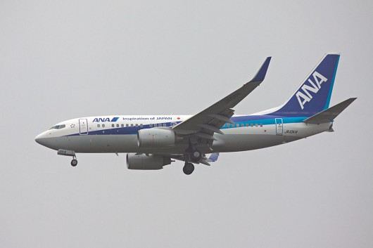 NH/ANA/全日空 B737-700ER JA10AN